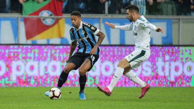 Palmeiras vence o Grêmio e leva vantagem na Libertadores ...